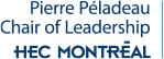 Pierre Péladeau Chair of Leadership