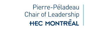 Pierre Péladeau Chair of Leadership Logo